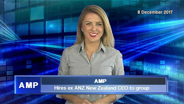 AMP hires ex ANZ New Zealand CEO to group