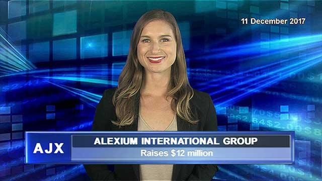 Alexium International Group raises $12 million
