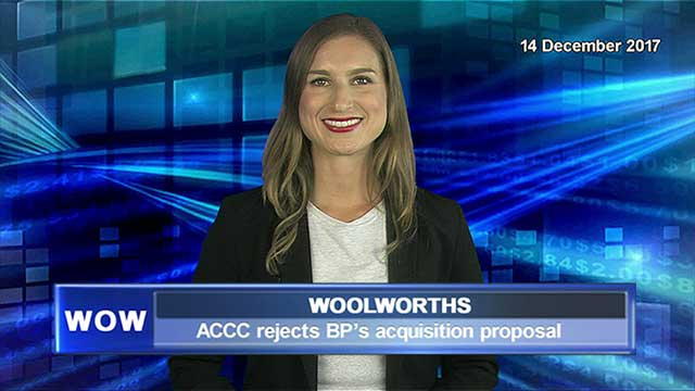 ACCC rejects BP's acquisition proposal of Woolworths service stations