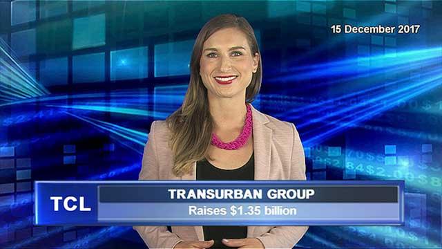 Transurban raises $1.35 billion in institutional entitlement offer
