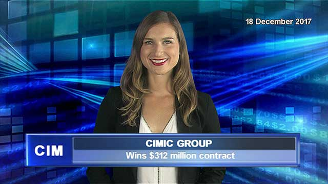 CIMIC wins $312 million contract