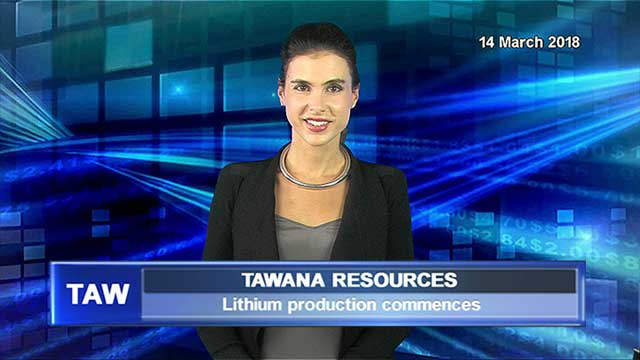 Tawana commences lithium production at Bald Hill