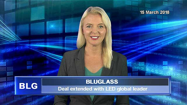 BluGlass extend deal with global LED leader