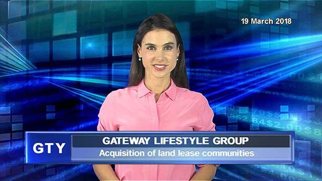 Gateway announces residential acquisitions