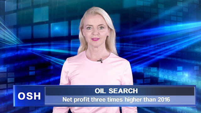Oil Search net profit three times higher