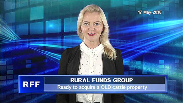 Rural Funds Management to buy QLD cattle property