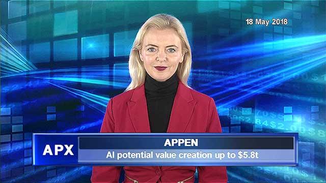 Appen value AI's potential at $5.8 trillion