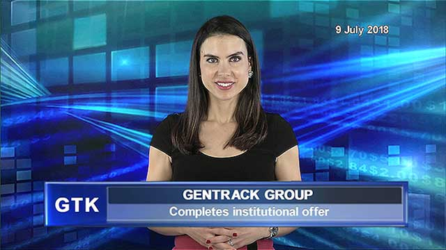 Gentrack Group completes institutional raising