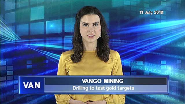 Vango mining announces drilling to test new high-grade gold targets