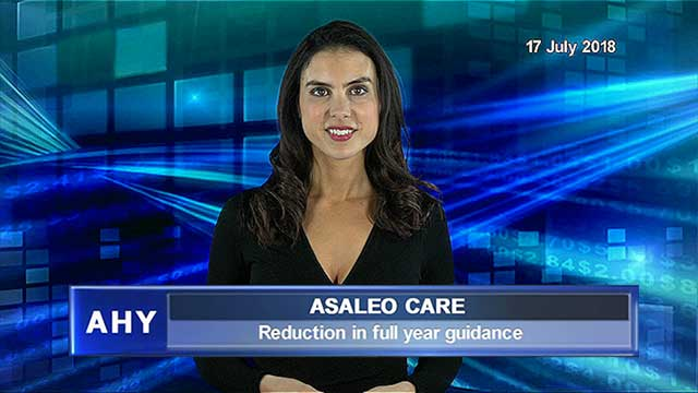 Asaleo Care announces reduction in full year guidance
