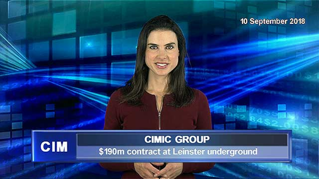 CIMIC's Theiss awarded $190m contract at Leinster underground