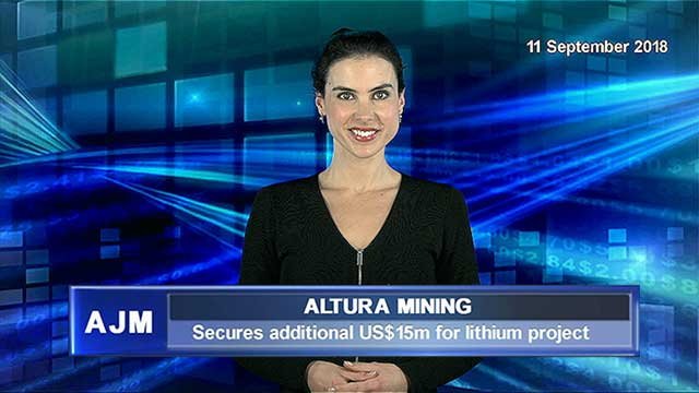 Altura secures additional US$15 million for Lithium project