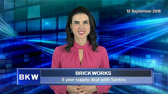 Brickworks signs gas supply deal with Santos