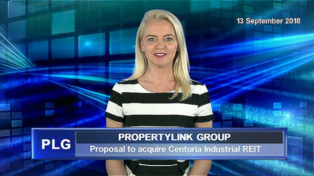 Propertylink Group proposal to acquire Centuria Industrial REIT