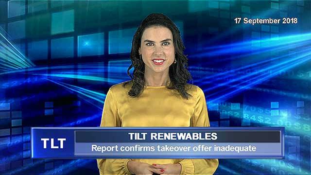 Independent Adviser says takeover bid for Tilt Renewables inadequate