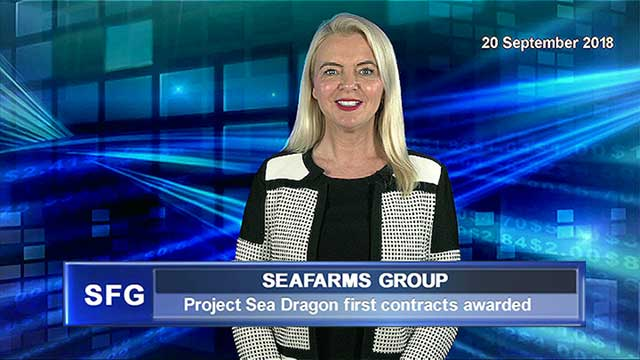 Seafarms awards first contract to Allan King & Sons