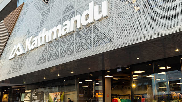 Kathmandu sales below management expectations