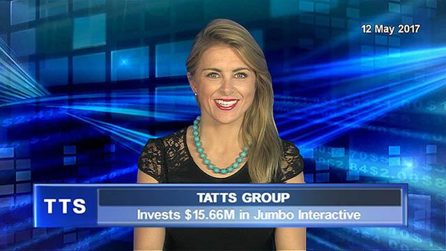 Tatts invests $15.66M in Jumbo Interactive