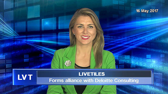 LiveTiles Forms alliance with Deloitte Consulting