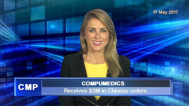 Compumedics receives $3m in Chinese orders