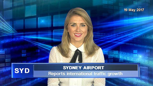 Sydney Airport reports international traffic growth