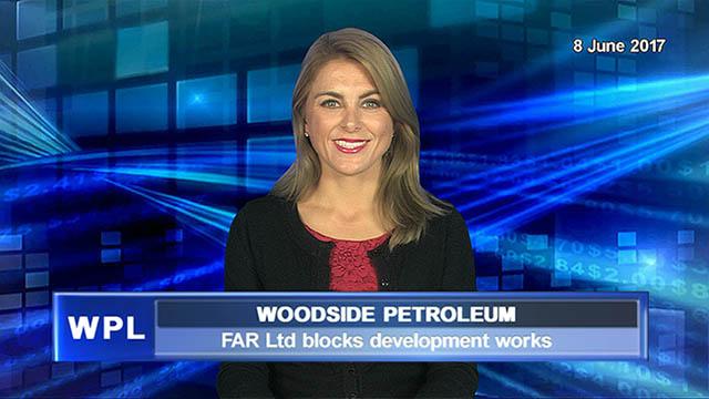 Woodside says FAR Ltd blocks development works