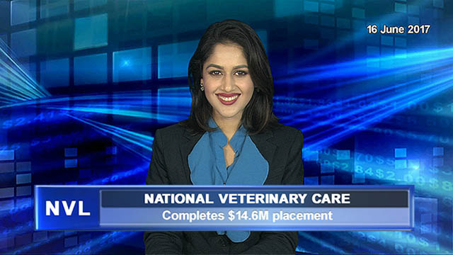 National Veterinary Care completes $14.6M placement