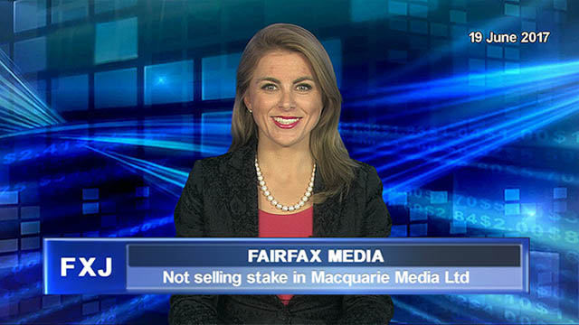Fairfax not selling stake in Macquarie Media Limited