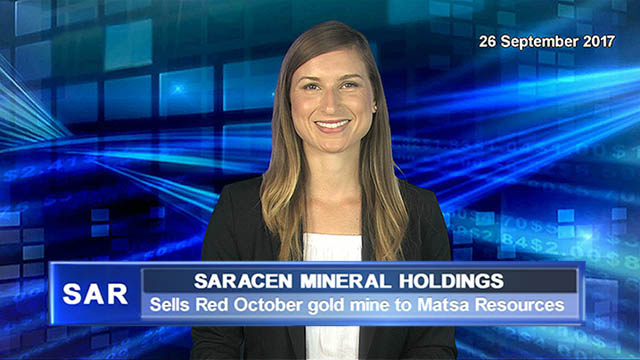 Saracen sells Red October gold mine to Matsa Resources