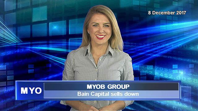 MYOB shares sold down by Bain Capital