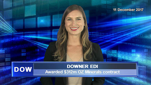 Downer awarded $312m OZ Minerals contract