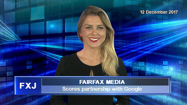 Fairfax scores partnership with Google