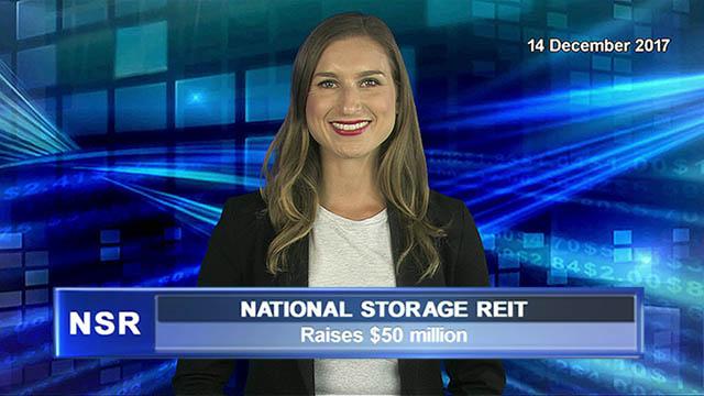 National Storage REIT raises $50 million