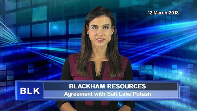 Blackham enters MOU with Salt Lake Potash