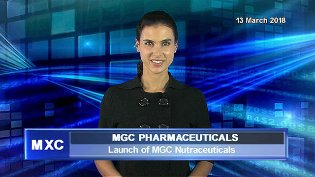 MXC launches MGC Nutraceuticals Product Line