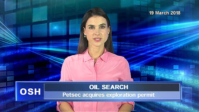 Oil Search sells shares to Petsec
