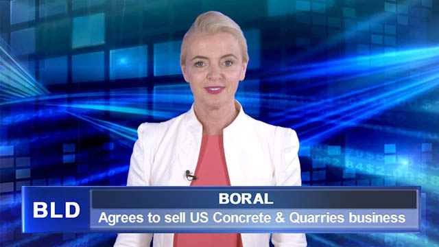 Boral to sell Concrete & Quarries business
