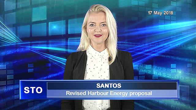 Santos receives binding bid Harbour Energy