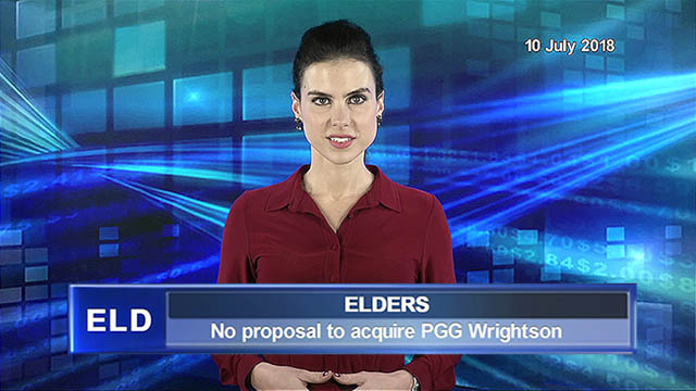 Elders says no proposal to acquire PGG Wrightson