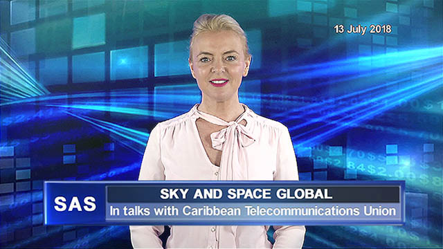 Sky and Space Global impresses in Guyana