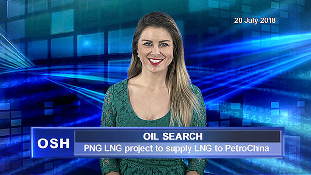 Oil Search & Santos' PNG LNG project to supply LNG to PetroChina