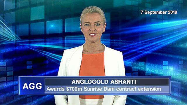 AngloGold Ashanti awards $700m contract extension