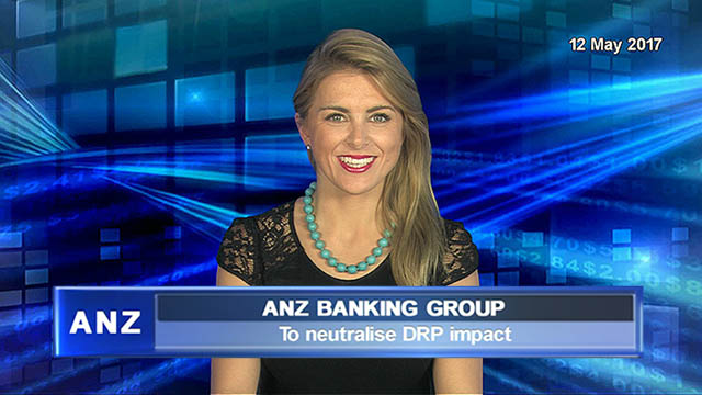 ANZ to neutralise DRP impact