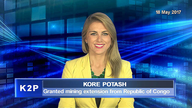 Kore Potash granted 25-yr mining extension by Republic of Congo