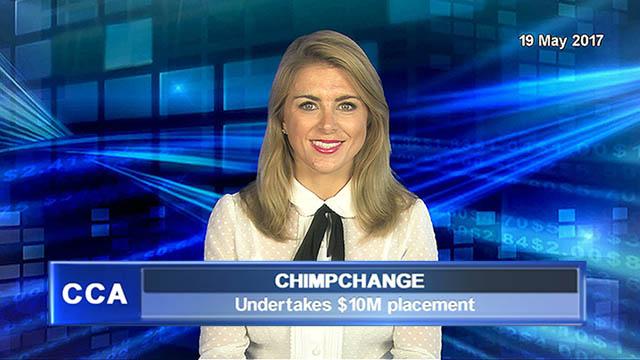 ChimpChange undertakes $10M placement