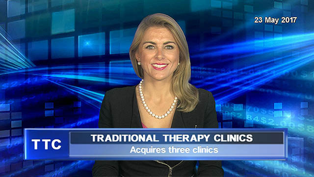 Traditional Therapy Clinics acquires three clinics
