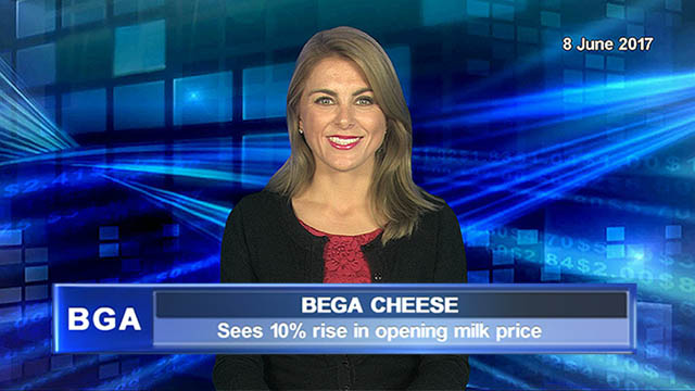 Bega Cheese sees 10% rise in opening milk price