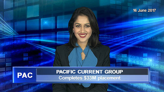Pacific Current completes $33M placement