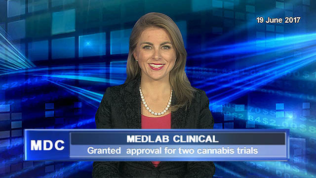 Medlab granted approval for two cannabis trials