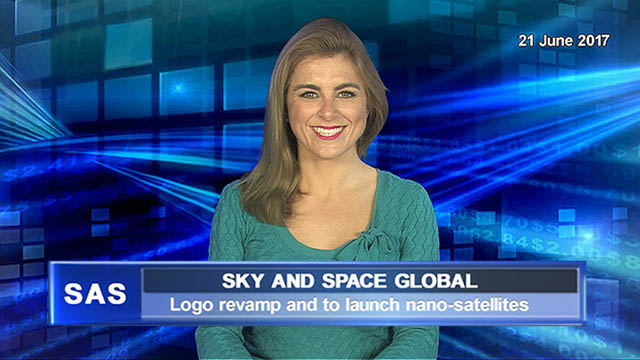 Sky and Space revamps logo ahead of nano-satellite launch